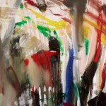 Acrylic variations, detail