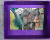 Collage (Mixed Media) in box