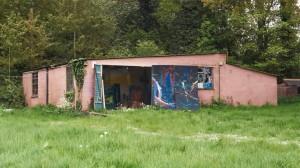 Studio Scene (Film Still)